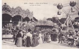 Cpa-75-paris 11e-Foire Du Trône-animée-edi Fleury N°2078 - District 11