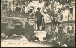 Inauguration De La Statue De F. Mistral - Discours De M. J Charles-Roux 30 Mai 1909 - Arles