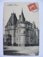 CPA Vias (34) - Le Château De La Gardie - Otros Municipios