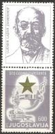Yugoslavia,100 Years Of Esperanto 1988.,vg-u,MNH - 1945-1992 Socialist Federal Republic Of Yugoslavia