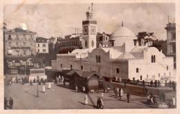 - CPA  - ALGER - Place Du Gouvernement  - 187 - Alger