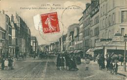 PARIS - Faubourg Saint Antoine - Vue Prise De La Rue Roubo - Distretto: 11