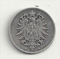 Allemagne 1 Mark 1876 H Argent - 1 Mark