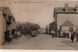 Nieul Le Dolent La Bascule - Autres Communes