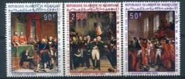 Mauritanie Poste Aérienne Y&T N° 85 à 87 : Bicentenaire De La Naissance De Napoléon 1er - Napoléon