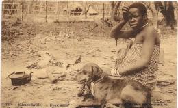 CONGO BELGE ELISABETHVILLE DEUX AMIS - Congo Belge - Autres