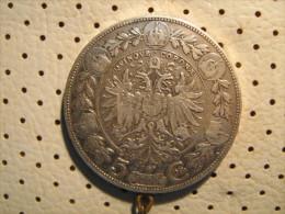 AUSTRIA 5 Corona 1900 - Austria
