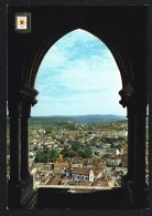 LEIRIA (Portugal) - Do Claustro Central Do Castelo Vista Parcial - Leiria