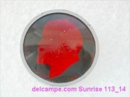 V.I. Lenin Russia Revolutionist, Scientist, Communist, Leader Soviet People / Soviet Badge 119_14_5476 - Personnes Célèbres