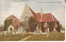 ROYAUME UNI - ANGLETERRE - FELIXSTOWE - Parish Church - D4 228 - Non Classés