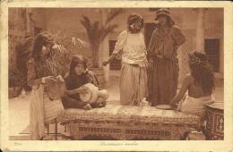 Danseuses Arabes - Port-Saïd