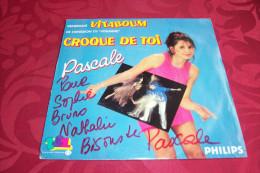 PASCALE  °  GENERIQUE  VITABOUM DE L'EMISSION TV VITAMINE  CROQUE DE TOI - Autographes