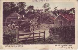 ROYAUME UNI - ANGLETERRE - FLATFORD - (attelage) Valley Farm - D4 217 - Non Classés