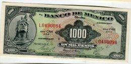 Mexique 1000 Peso Cauhtemoc 18-2-1977 - Mexico