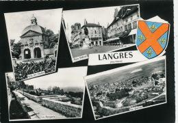 LANGRES - Vues Multiples - Langres