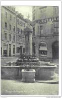 CP - 0072 - Carte Postale De Bâle . Brunnen Freiestr. - BS Basel-Stadt