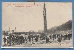 69 - LYON Union Des Corps De Sapeurs Pompiers ..... - Lyon