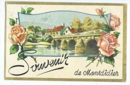 CPA - Souvenir De Montdidier - Montdidier