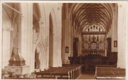OTTERY ST MARY CHURCH INTERIOR . JUDGES 21113 - England