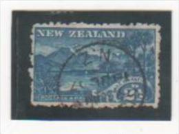 NEW ZEALAND 1898 YT N° 73A Oblitéré - Used Stamps