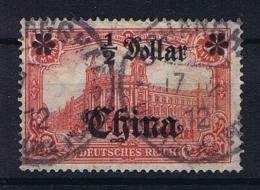 Deutsche Reich: China Michel  44 Used - Ufficio: Cina