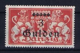 Deutsche Reich: Danzig 191 Postfrisch 1923 MNH/** - Danzig