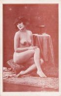 Nude Akt Erotik, Nue L'acte Érotique, Hübsche Junge Nackte Frau, Orig.Karte 1905?, Gute Erhaltung - Afrique Du Sud, Est, Ouest