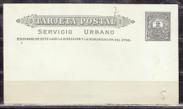 Ascher P 7 B Brief Und Posthorn, Ungebraucht (48349) - Enteros Postales