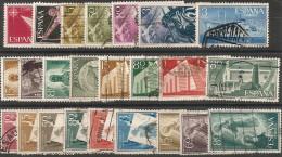 1956-7-años Completos-USADO - Espagne