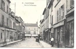 NANTERRE - Rue De St Germain - Nanterre