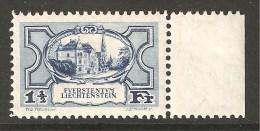 Zu  70 / Mi 71 / YT 71 ** / MNH. SBK 400,- - Liechtenstein