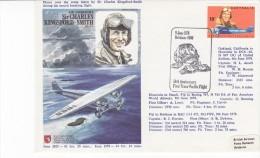 1978 Australia Brisbane 50th Anniversary First Trans-Pacific Flight Charles Kingsford-Smith - Airplanes