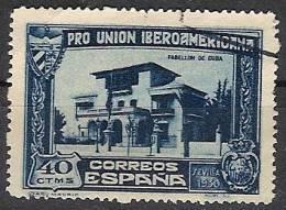 España U 0575 (o) Iberoamericana. 1930 - 1889-1931 Kingdom: Alphonse XIII