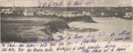 Panorama De Saint Quay-Portrieux - Carte Panoramique - Vue Prise Du Sémaphore - Lyon 2