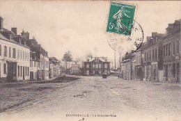 22921 BOURNEVILLE - Grande Rue -sans Ed - France