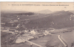 22922 Environs De Boussières - Usines Et Ruines De Montferrand  9 Ed Dard - Non Classés