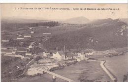 22922 Environs De Boussières - Usines Et Ruines De Montferrand  9 Ed Dard