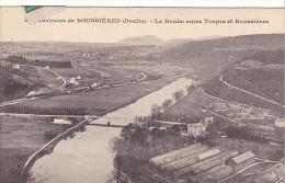 22925 Environs De BOUSSIERES.Le Doubs Entre Torpes Et Boussières - 8? Ed Dard - Non Classés