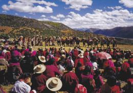 China - Festival Celebrations, Tibet - Tibet