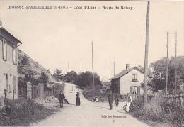 22946 BOISSY L´AILLERIE (95 France)- Cote Azur , Route De Boissy -ed Monmirel -gare Garde Barriere