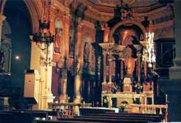 13 CALAS Interieur De L'Eglise - France