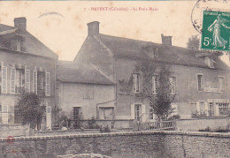 22954 -14 Bavent - Le Petit Plain / Edition Hue -café -Jules Moulin Couvreur - France