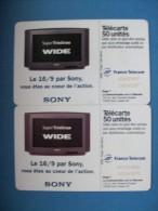 Variété - Couleur Téléviseur - Fehldrucke