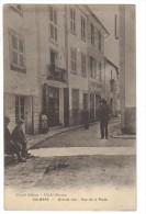 Cpa Du 04-COLMARS Les Alpes- Grande Rue- Rue De La POSTE - Andere Gemeenten