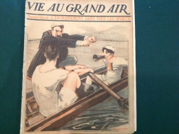 """1913 LA VIE AU GRAND AIR N° 768 Numéro Spécial  """" L'entraînement Dans Tous Les Sports """" - Periódicos"""