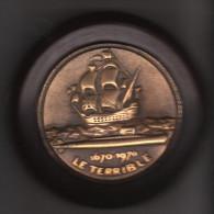 TAPE DE BOUCHE LE TERRIBLE 1670-1970 - Boats
