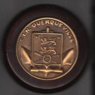 TAPE DE BOUCHE C.I.N. QUERQUEVILLE - Barcos