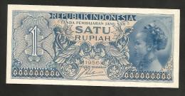 [NC] INDONESIA - 5 RUPIAH (1956) - REPUBLIC - UNC - Indonesia