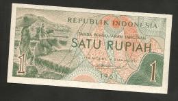 [NC] INDONESIA - 1 RUPIAH (1961) - REPUBLIC - UNC - Indonesia