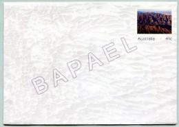 Entier Postal - Australie - Flinders Ranges National Park (Recto-Verso) (JS)